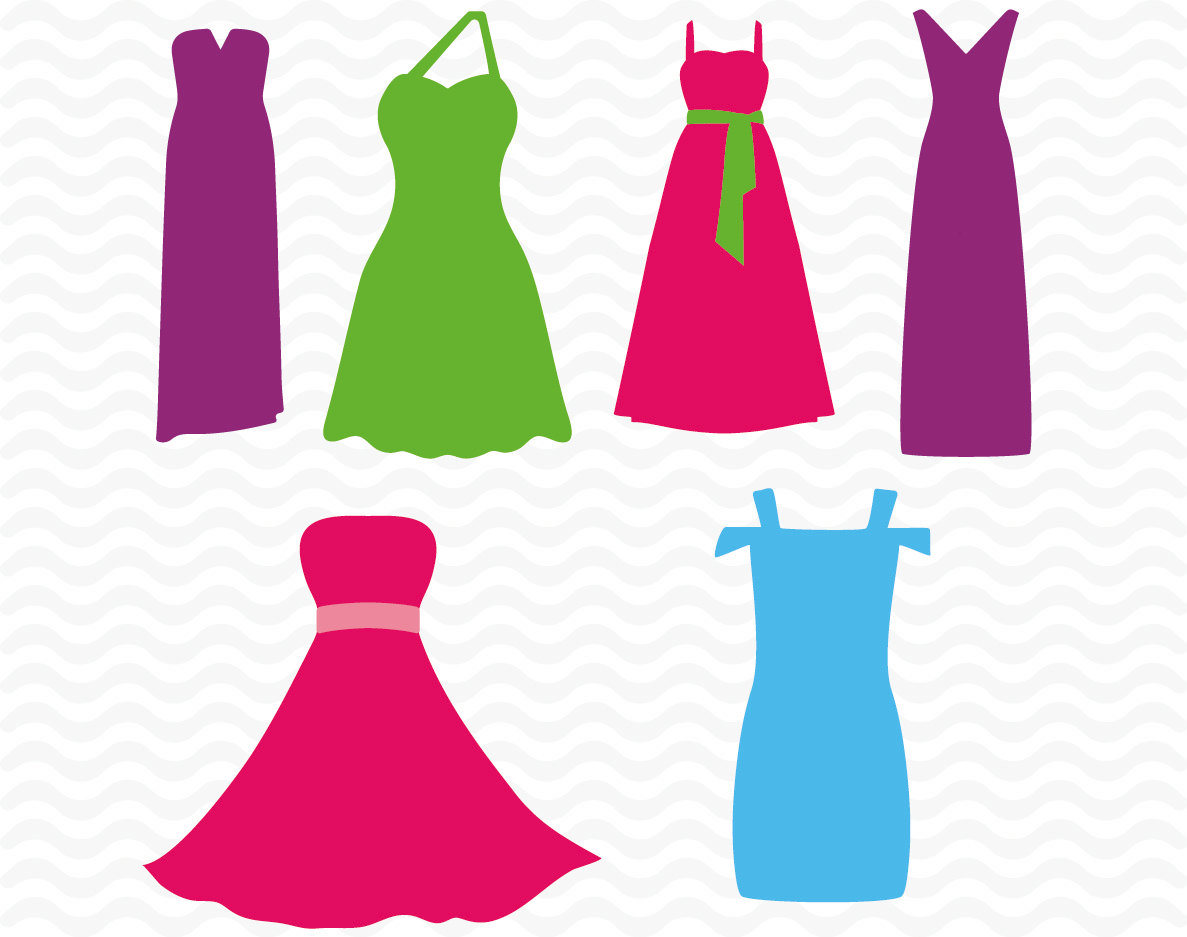 Dress svg #433, Download drawings
