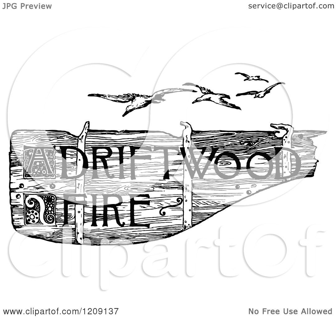 Driftwood clipart #1, Download drawings