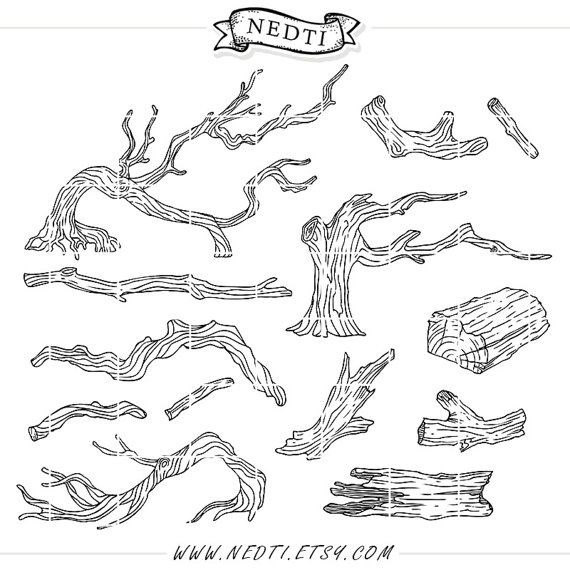 Driftwood clipart #15, Download drawings