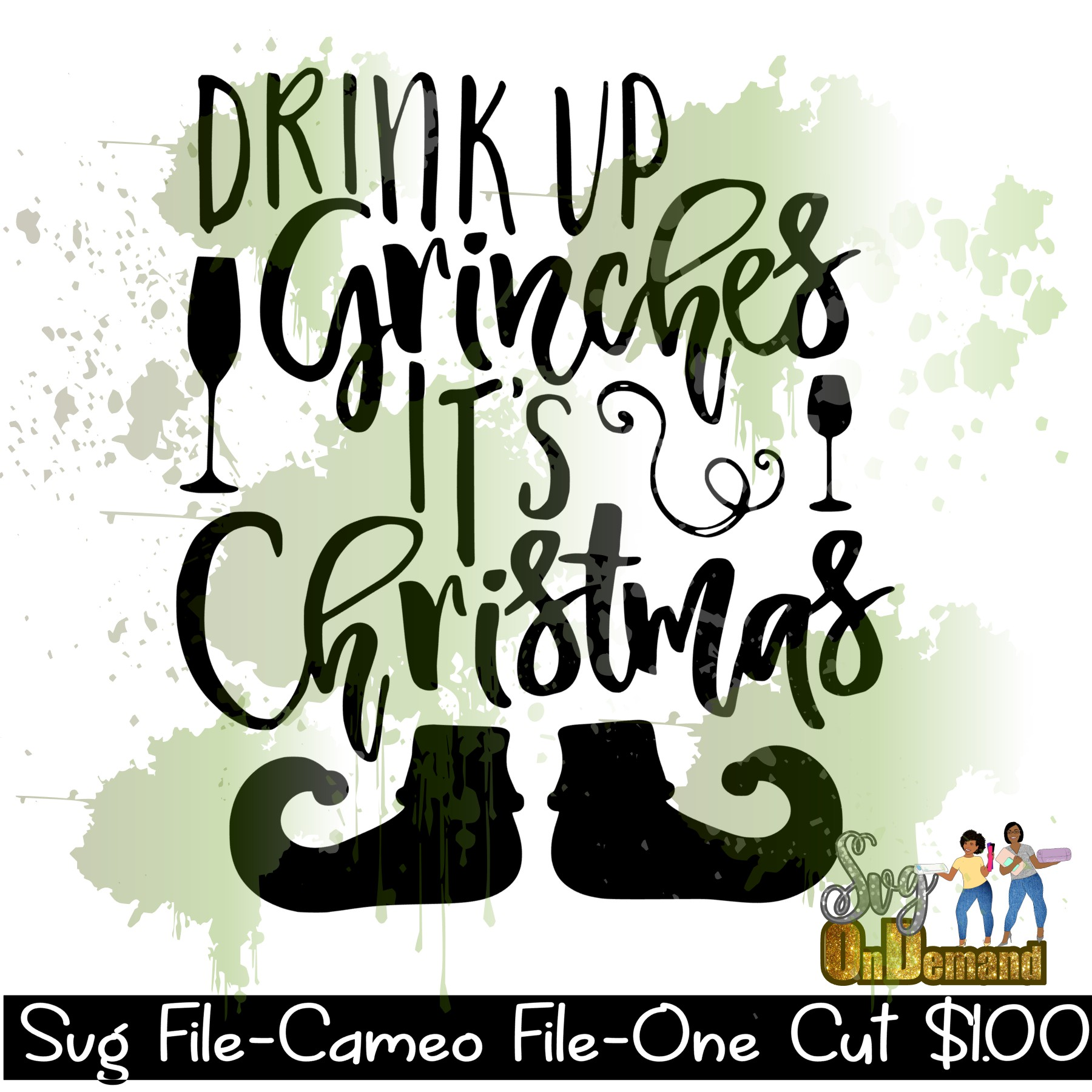 drink up grinches svg #926, Download drawings