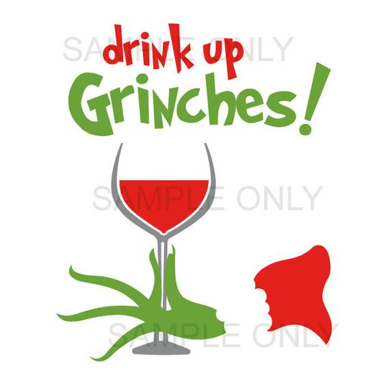 drink up grinches svg #919, Download drawings