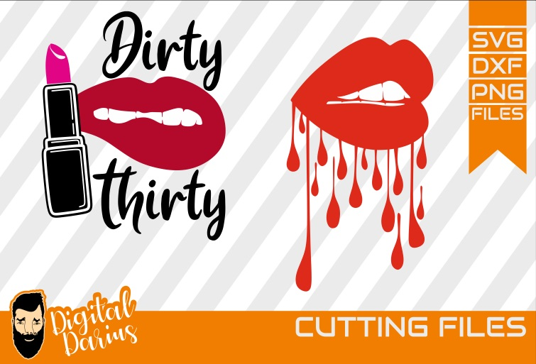 dripping lips svg #1029, Download drawings