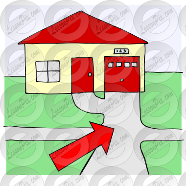 Driveway clipart #9, Download drawings