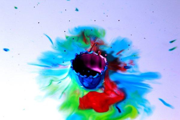 Drops coloring #1, Download drawings