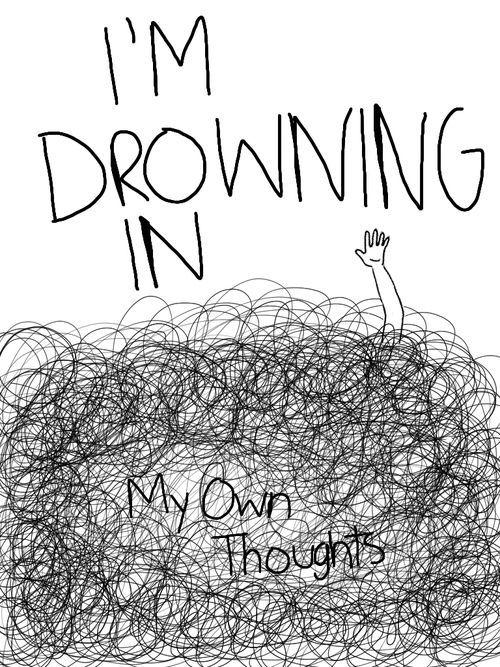 Drown By Water Nitghtmare coloring #5, Download drawings