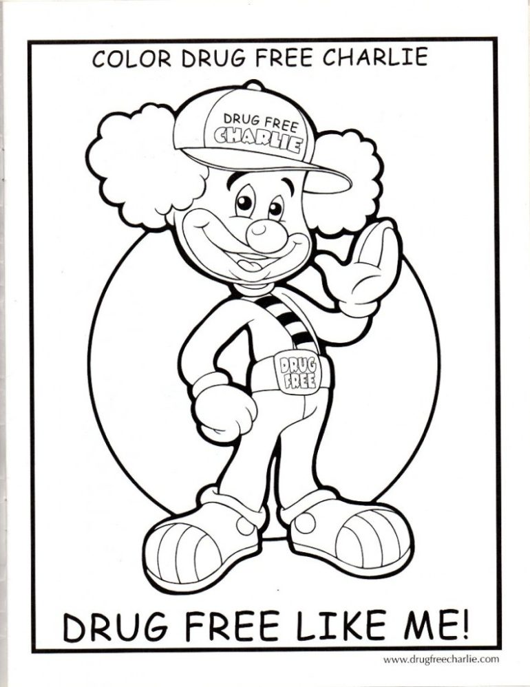 coloring pages of drugs - photo#4