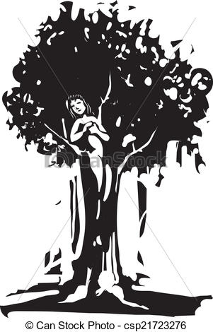 Dryad clipart #20, Download drawings