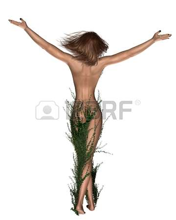 Dryad clipart #10, Download drawings