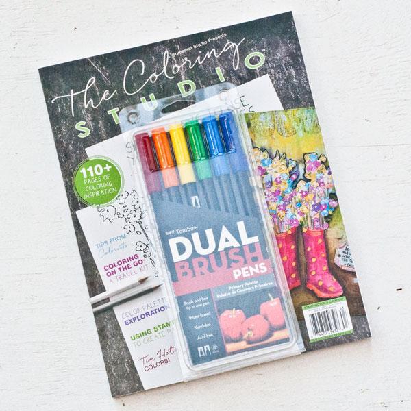 Dual coloring #9, Download drawings