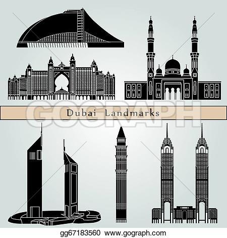 Dubai clipart #2, Download drawings