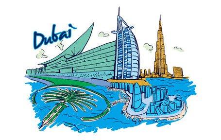 Dubai clipart #17, Download drawings