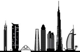 Dubai clipart #3, Download drawings
