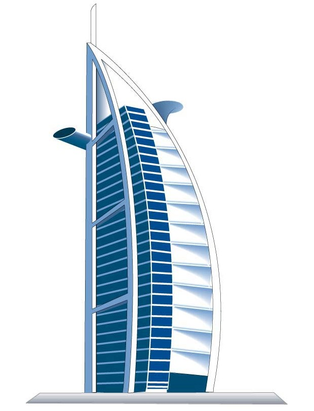 Dubai clipart #5, Download drawings