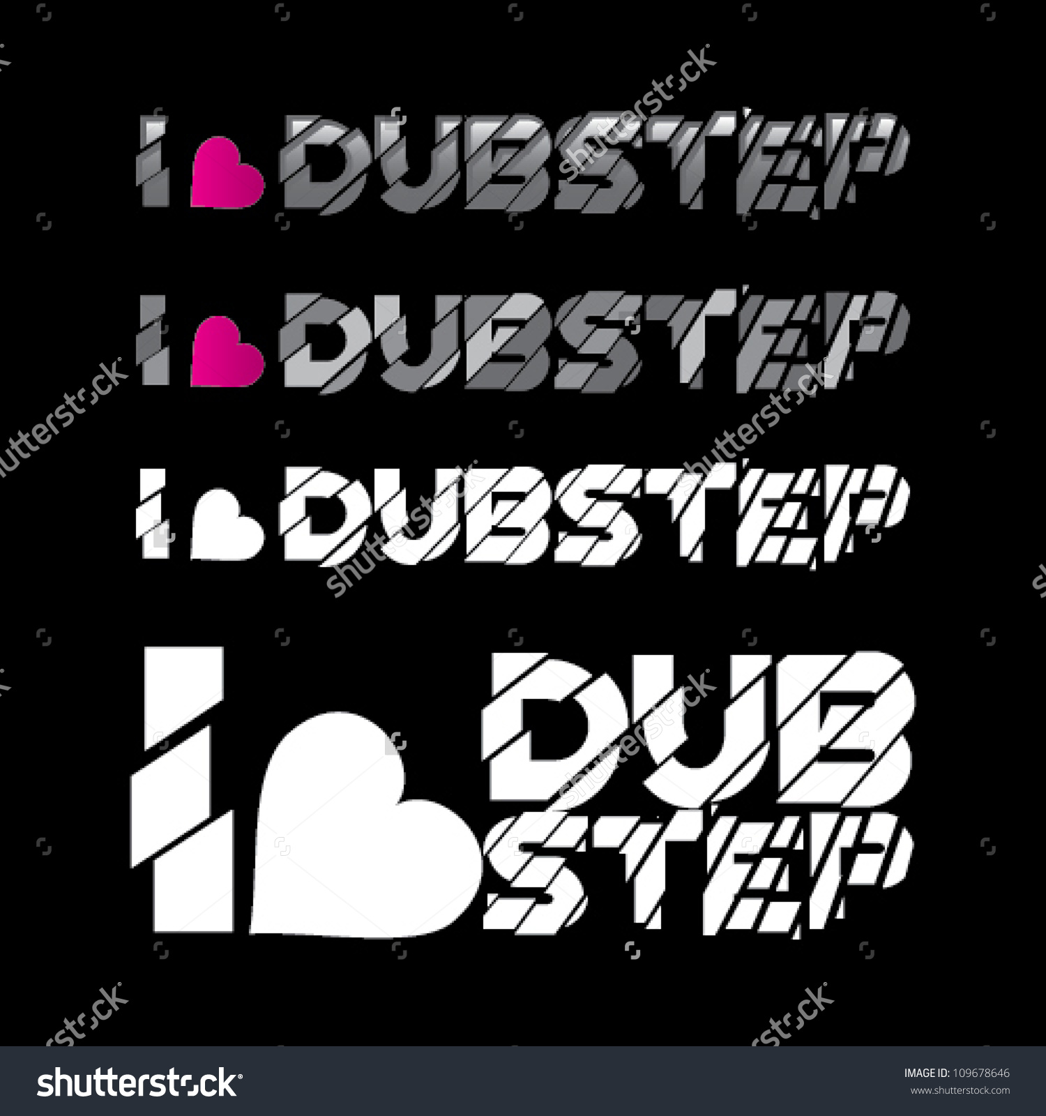 Dubstep clipart #2, Download drawings