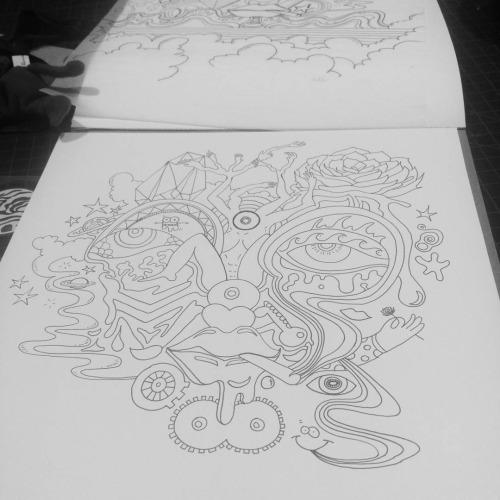 Dubstep coloring #20, Download drawings