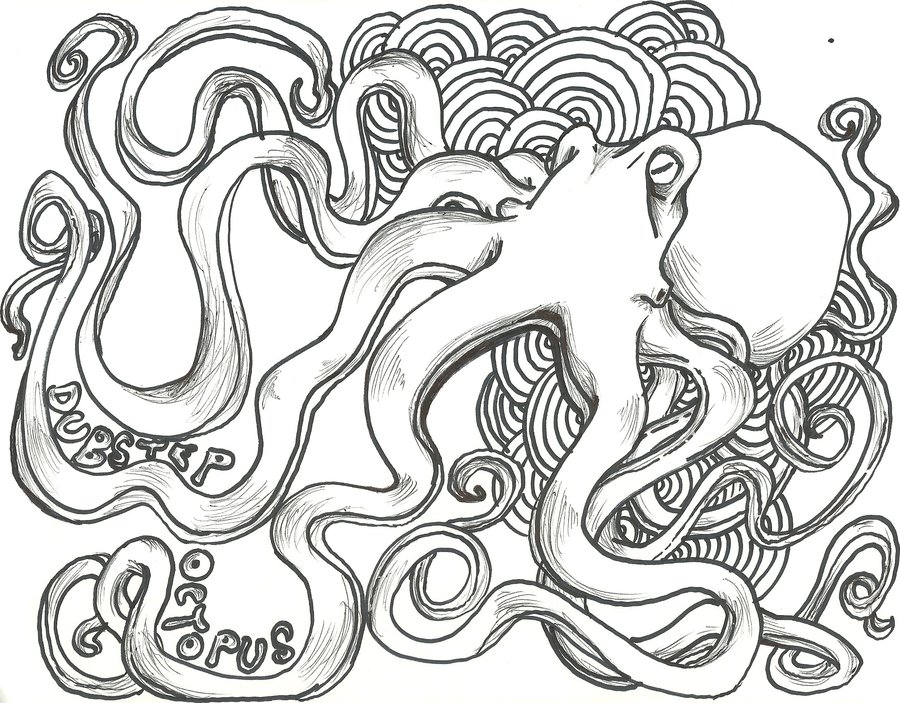 Dubstep coloring #10, Download drawings