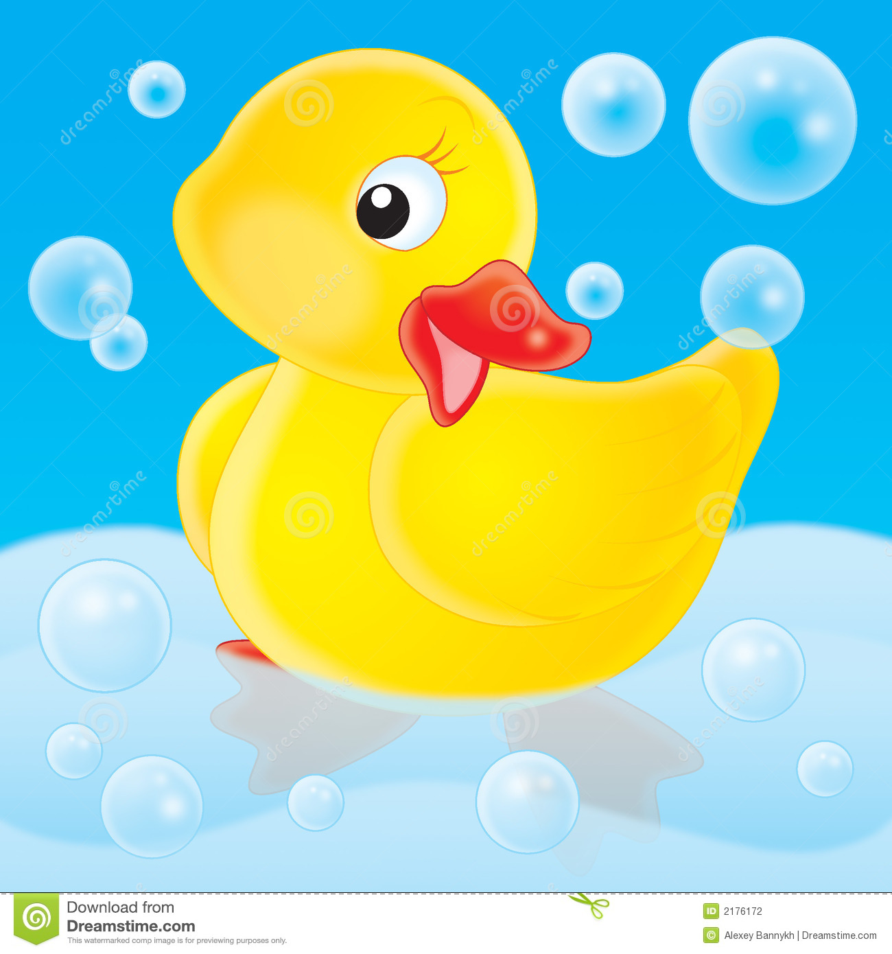 Duckling clipart #2, Download drawings