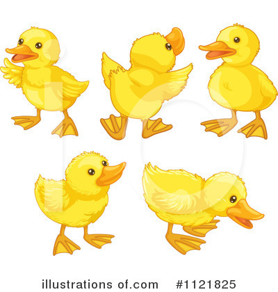 Duckling clipart #7, Download drawings