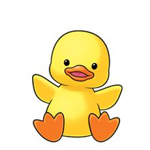 Duckling clipart #17, Download drawings