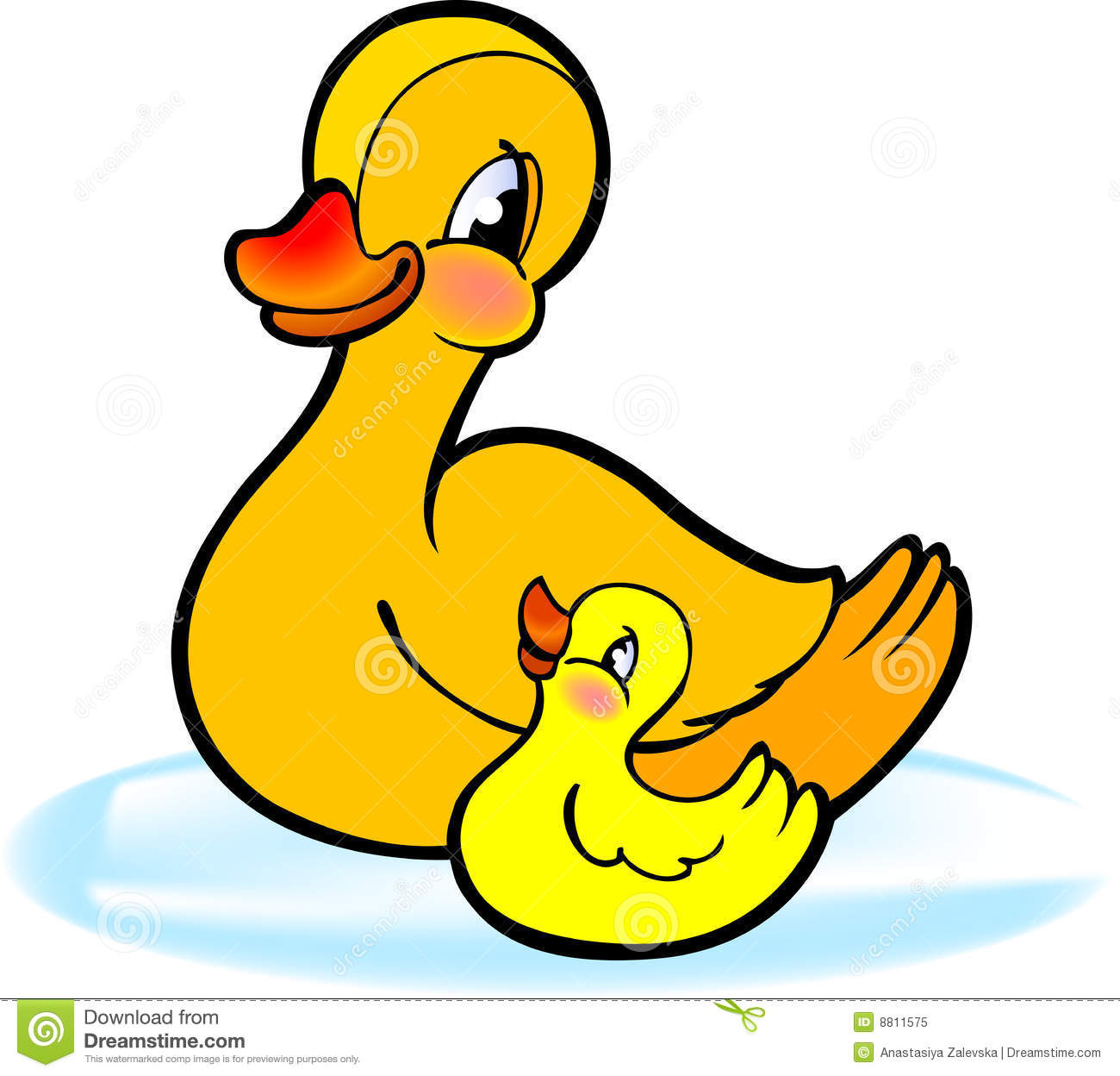 Duckling clipart #12, Download drawings