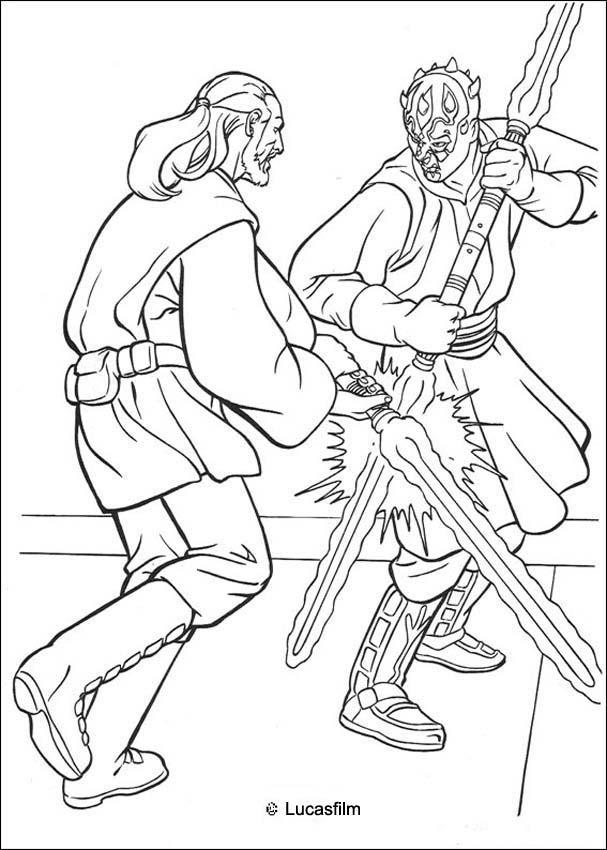 Duel coloring #15, Download drawings
