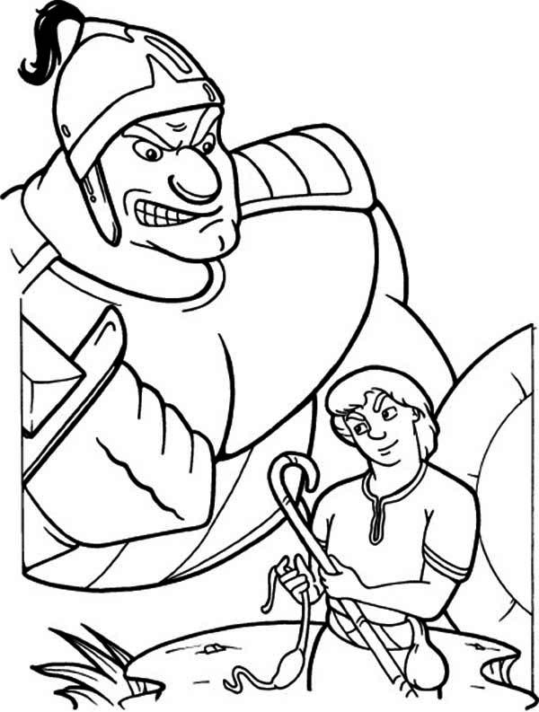 Duel coloring #17, Download drawings