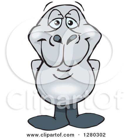 Dugong clipart #6, Download drawings