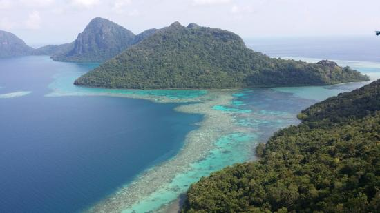 Dulang Island coloring #20, Download drawings