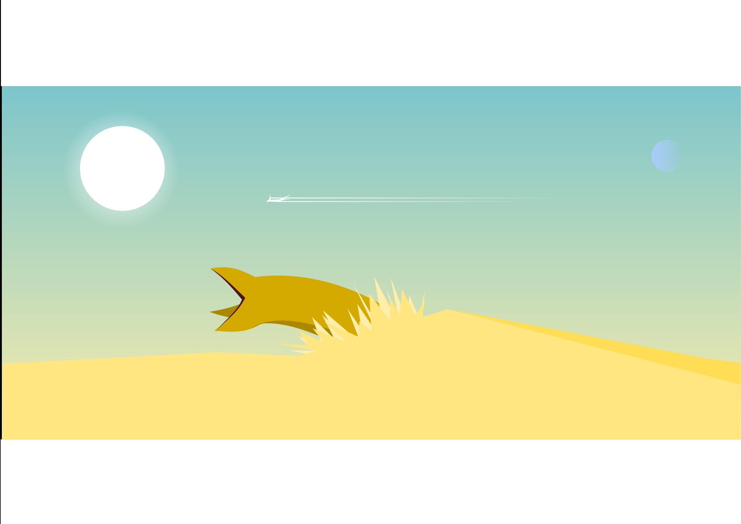 Dune clipart #3, Download drawings