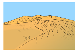 Dune clipart #19, Download drawings