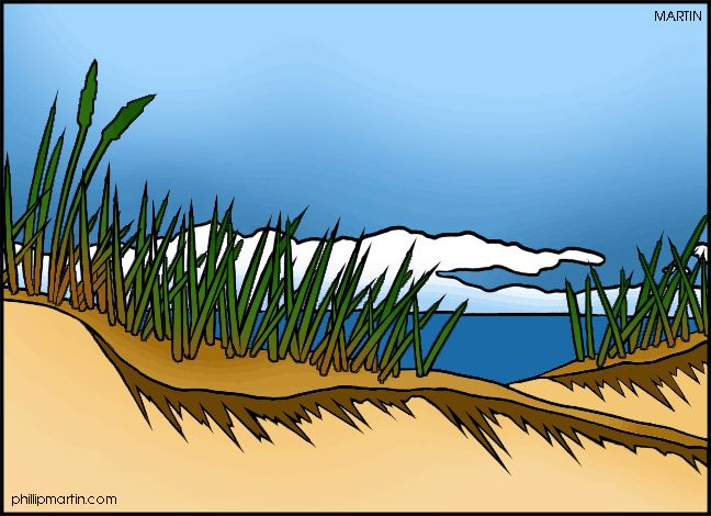 Dune clipart #6, Download drawings