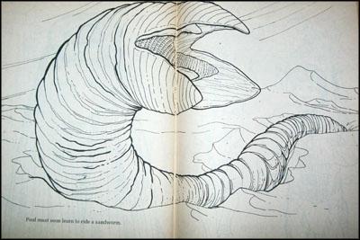 Dune coloring #20, Download drawings
