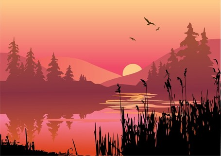 Dusk clipart #20, Download drawings
