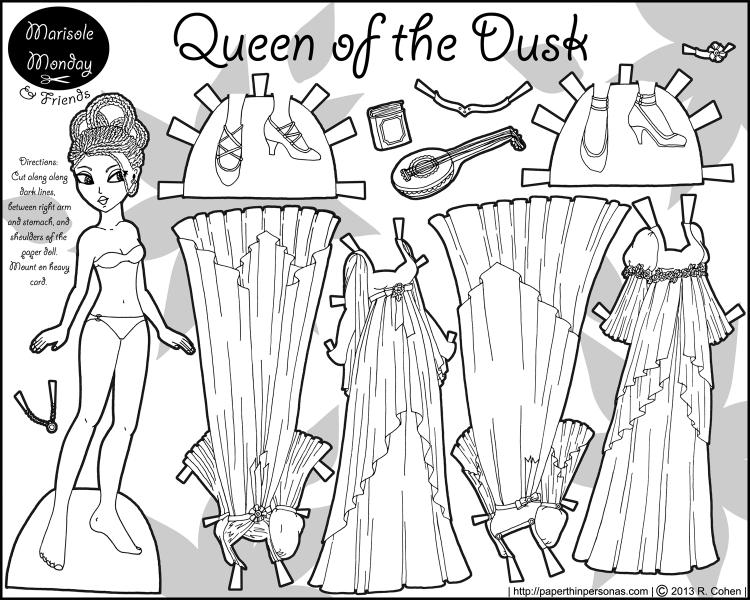 Dusk coloring #10, Download drawings