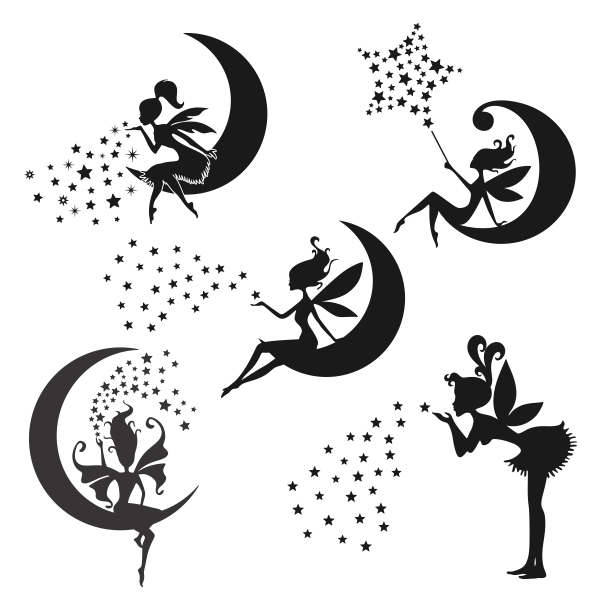 Fairy svg #8, Download drawings