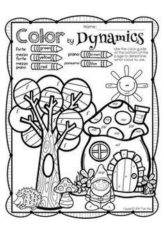 Dynamics coloring #3, Download drawings
