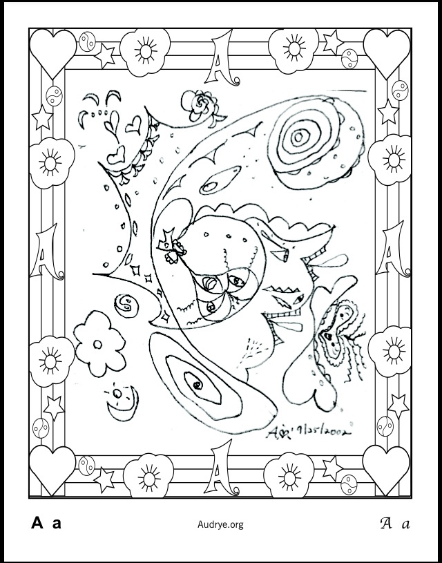 Dynamics coloring #9, Download drawings