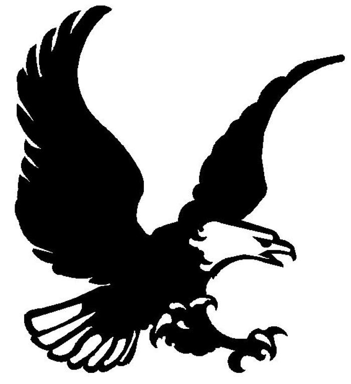 Black Eagle clipart #2, Download drawings