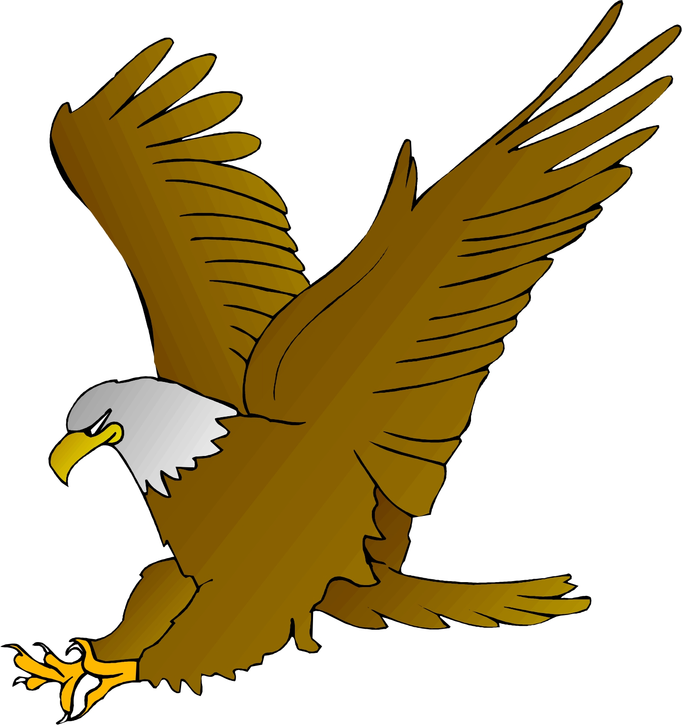 Eagle clipart #4, Download drawings