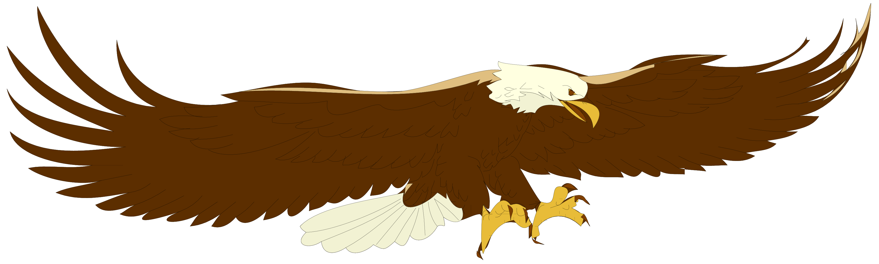 Eagle clipart #2, Download drawings