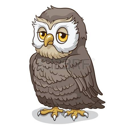 Eagle-owl clipart #10, Download drawings