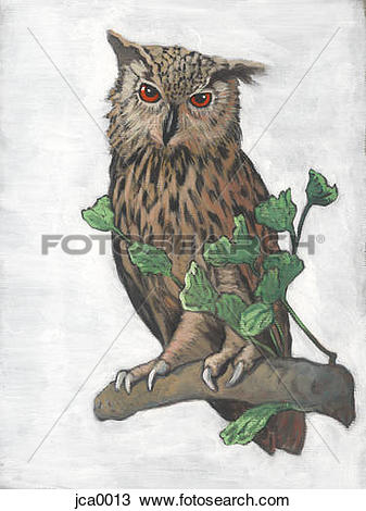 Eagle-owl clipart #9, Download drawings