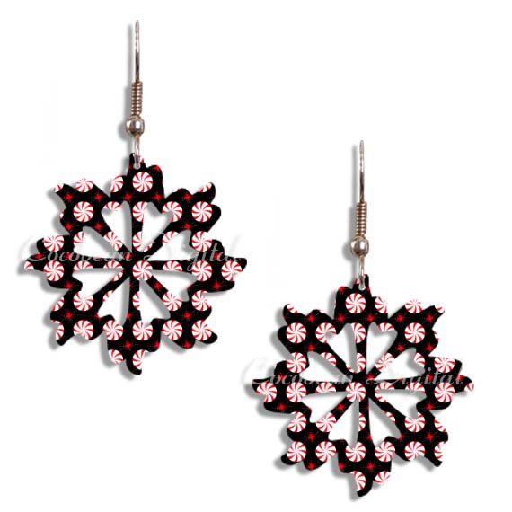 Earrings svg #4, Download drawings