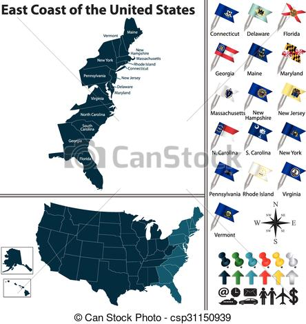 East Coast clipart #8, Download drawings