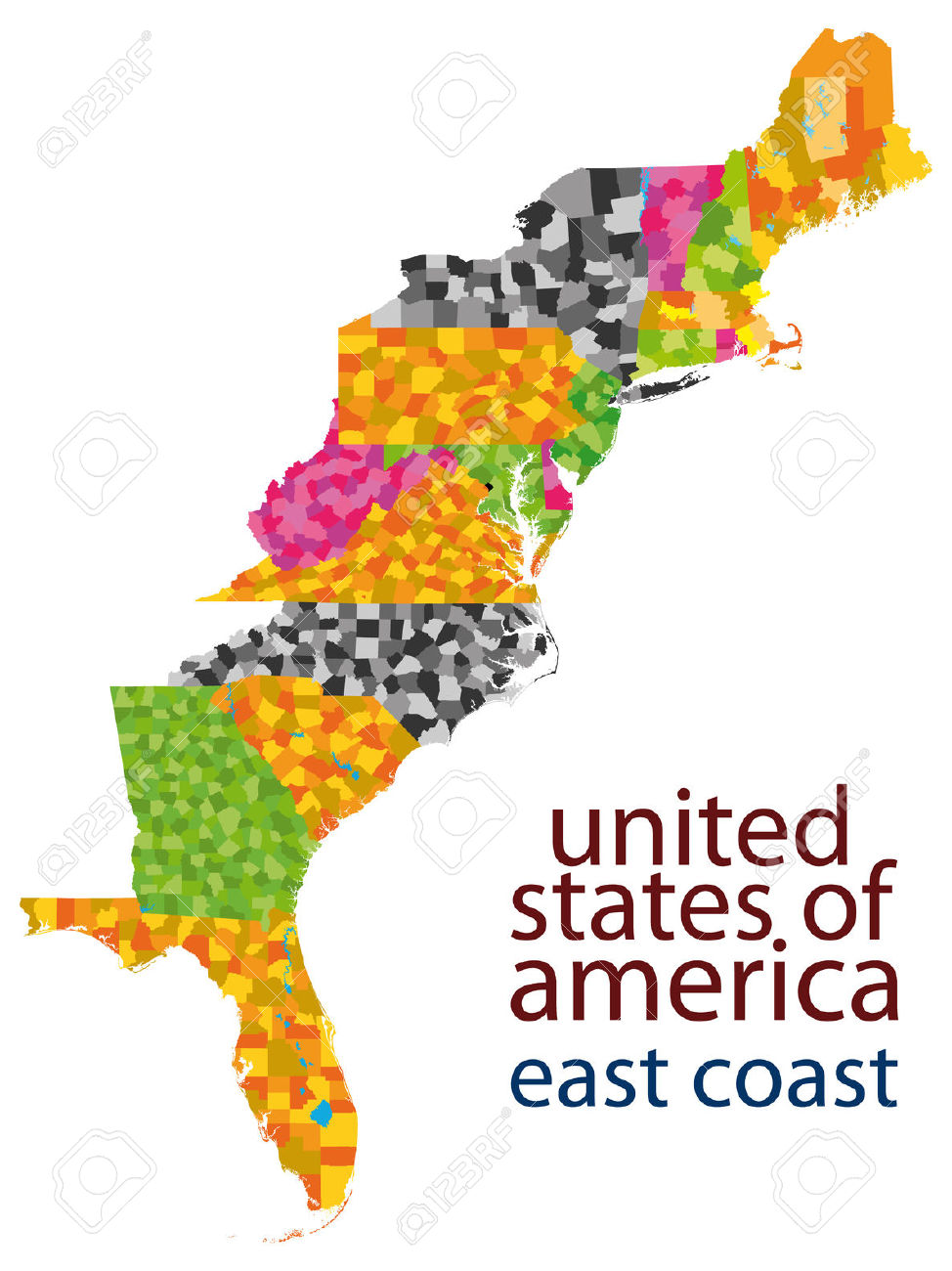 East Coast clipart #6, Download drawings