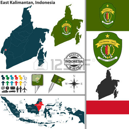 East Kalimantan Province clipart #8, Download drawings