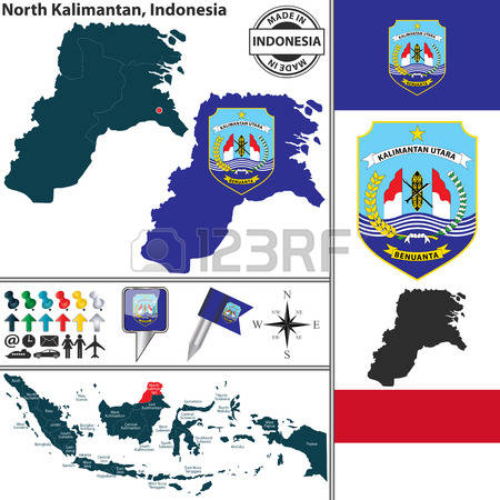 East Kalimantan Province clipart #1, Download drawings