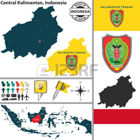 East Kalimantan Province clipart #5, Download drawings