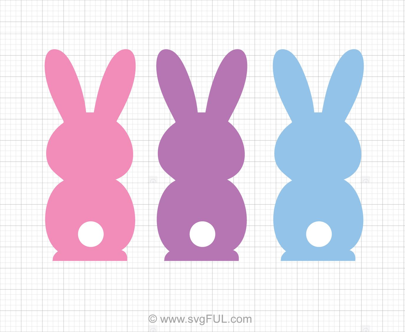 easter bunny svg #1190, Download drawings