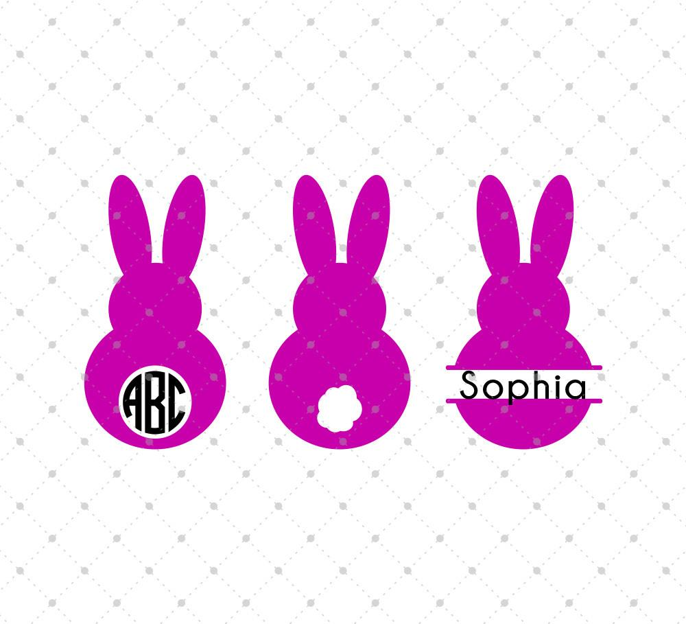 easter bunny svg #1191, Download drawings